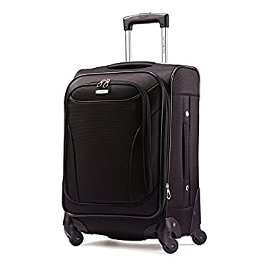 Samsonite Bartlett 20  Spinner Luggage Black