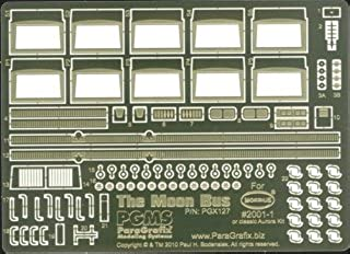 2001 space odyssey Moon Bus Model Kit Photoetch Set