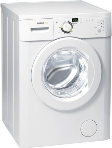 Gorenje WA7439 Waschmaschine Frontlader / A+++ / 7 kg / 15 Programme / Super Silent