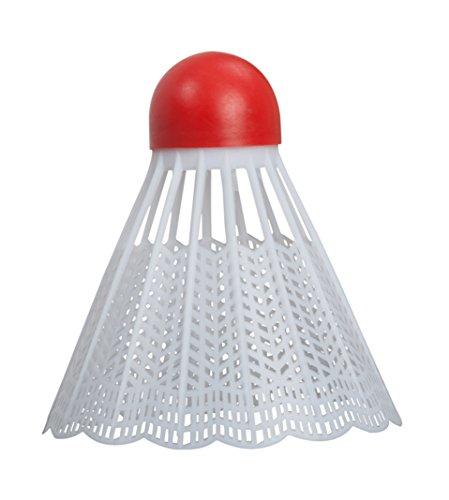 HUDORA Badminton-Bälle Fun, 6 Stück, 76051