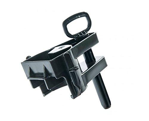 Adaptador de remolque ROLLY TOYS compatible con tractores Peg Perego