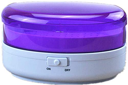 Idropulitrice elettrica Multifunzionale ad ultrasuoni, Macchina per la Pulizia di Occhiali Orologi detergente per Gioielli