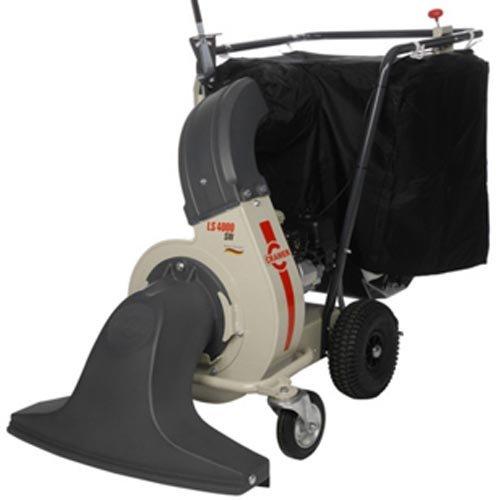CRAMER LS4000SW bladzuiger/bladzuiger/bladzuiger/Honda GX 160/160 ccm / 80 cm werkbreedte / 240 liter zak
