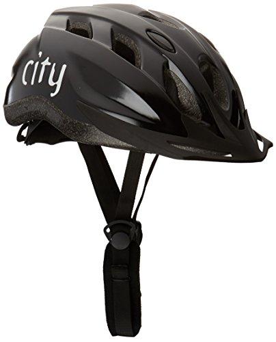 Profex Fahrradhelm City E-bike, schwarz, 54-58, 62193