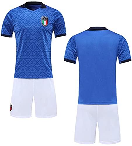 EMLAI Maglia Nazionale Nazionale Calcio Home Coppa Campioni Italiani Home Abbigliamento...