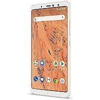 BQ Aquaris X2 - Smartphone 32GB, 3GB RAM, Dual Sim, Sand Gold