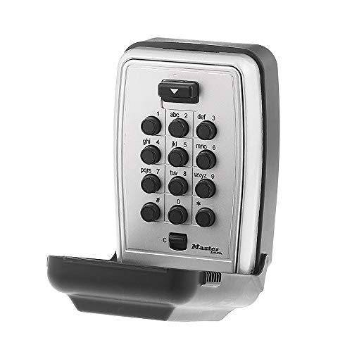 Master Lock 5423D Set Your Own Combination Wall Mount Push...