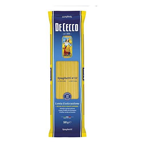 Spaghetti Nr. 12 500g/De Cecco