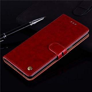 حافظات KINGCOM-Wallet - حافظة قابلة للطي لهاتف Lenovo A5 K5 Plus S5 K520 K6 K9 K10 Note Z5s K5s Z6 Pro Play Lite Vibe S1 C...