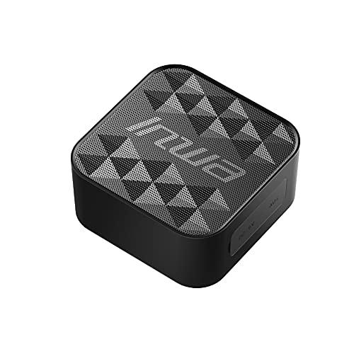 KOPOU Altavoz Bluetooth portátil, emparejamiento inalámbrico, sonido HD de 5 W y graves estéreo ricos, tiempo de reproducción 10H