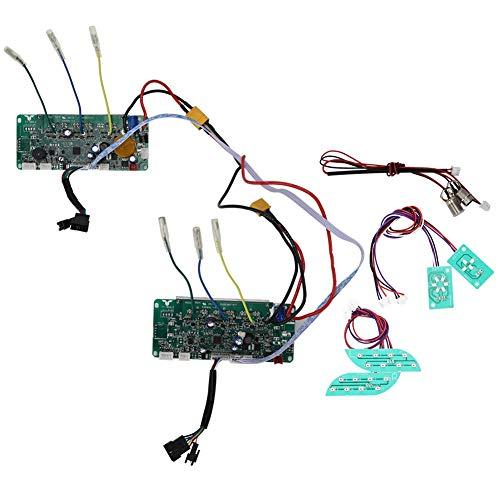 Alomejor Selbstausgleich Scooter-Steuerkreis Universal Motherboard Controller 24V 36V für Scooter-Ersatzteile(36V-UL Standard Version)