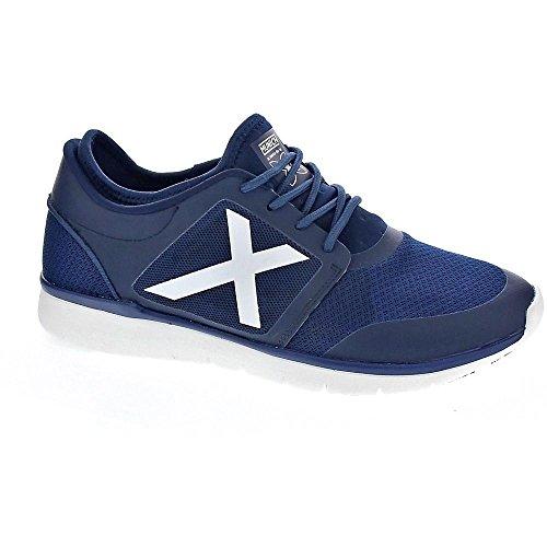 Munich Sport X-Sock - Zapatillas Bajas Hombre Azul Talla 46