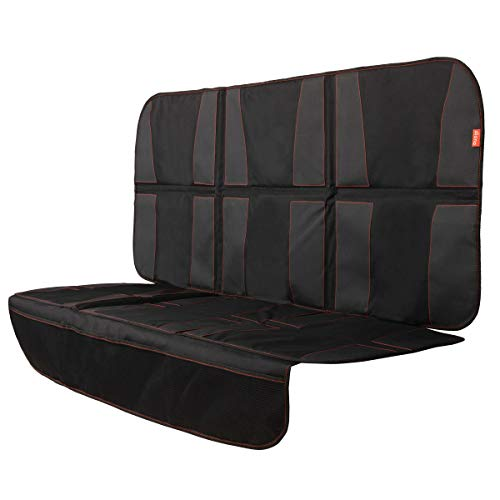 Diono Ultra Mat XXXL Extra Large Car Seat Protector for Complete Protection Against Dirt & Scratches, Crash Tested, High Strength, Water Resistant Material with Thick Padding for Durable Protection