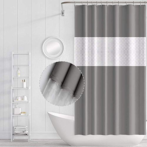 cortinas baño antimoho bañera