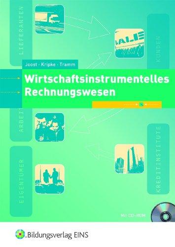Price comparison product image Wirtschaftsinstrumentelles Rechnungswesen. (Lernmaterialien)