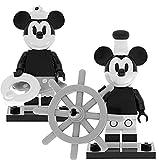 LEGO Disney Serie 2 Vintage Mickey & Minnie Mouse Minifigures