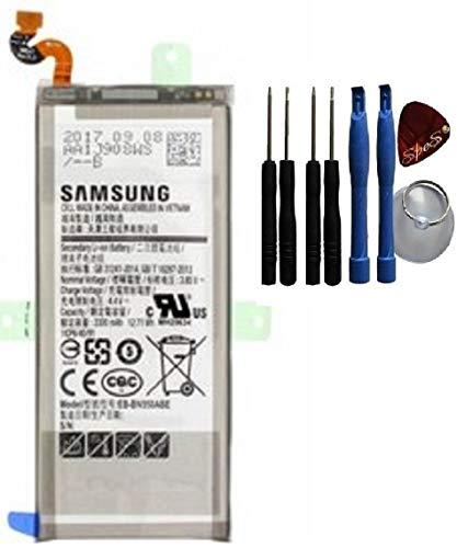 SPES Original Ersatz Akku für Samsung Galaxy Note 8 N950F Batterie 3300mAh EB-BN950ABE Service