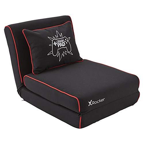 X Rocker Crash Pad JR Gaming Sessel und Klappmatratze/Schlafsofa für Kinder
