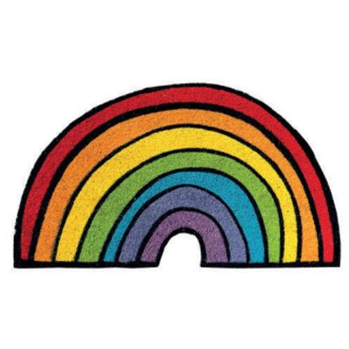 maiuguali ZERBINO Rainbow Fibra di Cocco MAI Uguali