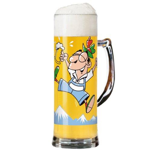RITZENHOFF 1780039 Diggory F12 - Boccale da Birra 0,5 Litri
