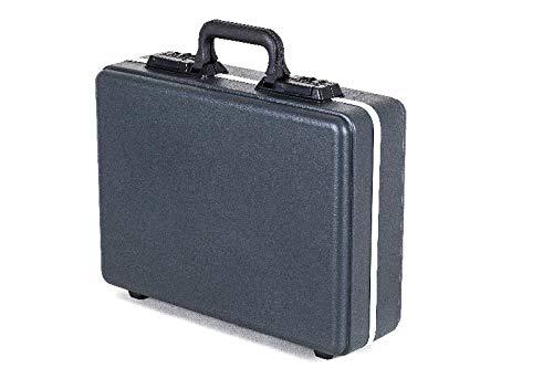 Durasol PROFI 9200 - Bolsa de médicos (polímero ABS, 43 x 13 x 33 cm), color gris
