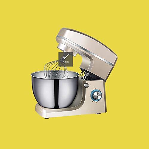 ECSWP Batidora automática Batidora de Huevos Batidora giratoria Batidora de Mano Batidora de Huevo de Acero Inoxidable Herramientas de Cocina para Remover