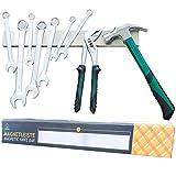 Chefarone Porte-Couteaux Support magnétique pour Couteaux - Forte adhérence et...