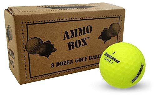 Bridgestone B330 RX Fair Used Recycled Golf Balls 3-Dozen Yellow