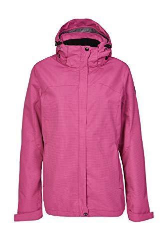 Preisvergleich Produktbild Killtec Damen Inkele Funktionsjacke Mit Abzippbarer Kapuze,  pink