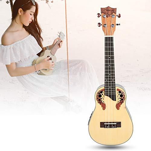Ukelele voor beginners, 23 inch, palissander, greepbord spreuken, concert, ukelele, leren, gitaar, 4 snaren, Hawaii, gitaar, instrumentenset met 3 banden