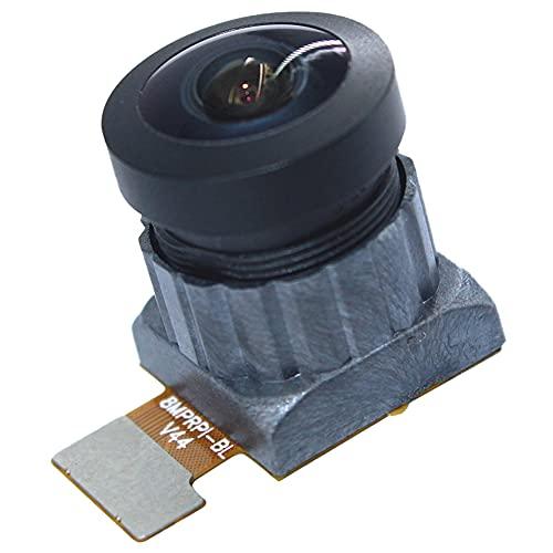 Módulo de cámara Angular de gran angular 800W 175 grados de soporte de grabación de video y aún imagen Resolución de imágenes Robot de reemplazo Drone DIY Partes del proyecto
