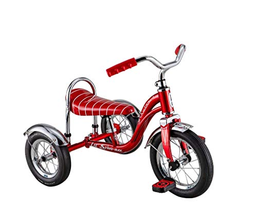 Schwinn Lil Sting-Ray Tricycle with Classic Banana Seat Red