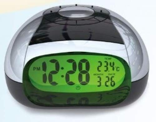 Talking Big Button Clock with Alarm and Temperature with Loud Voice