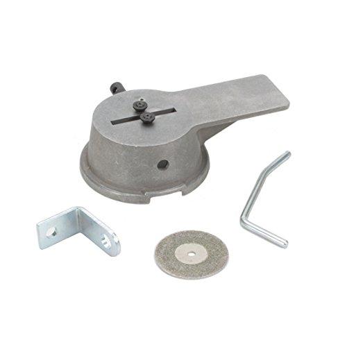 Racers Speed Shop Precision Piston Ring Filer Carbide Cutting Wheel Bench Mountable
