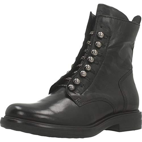 Mjus Cafe Style Stiefelletten/Boots Damen Schwarz - 39 - Boots Shoes