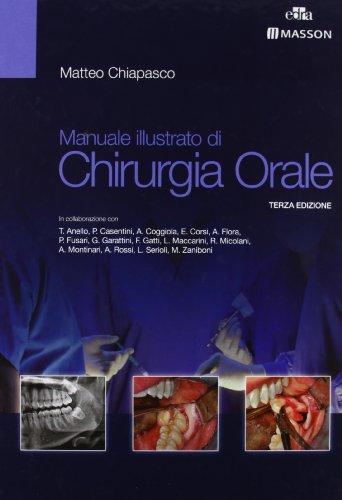 Manuale illustrato di chirurgia orale