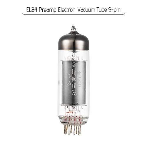 Kalaok EL84 Preamp Elektron Vacuum Tube 9-Pin für 6P14 EL84 / 6BQ5 Audio-Verstärker Rohr Ersatz