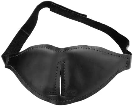 Spartacus Blackout At the price of surprise Blindfold Genuine Black