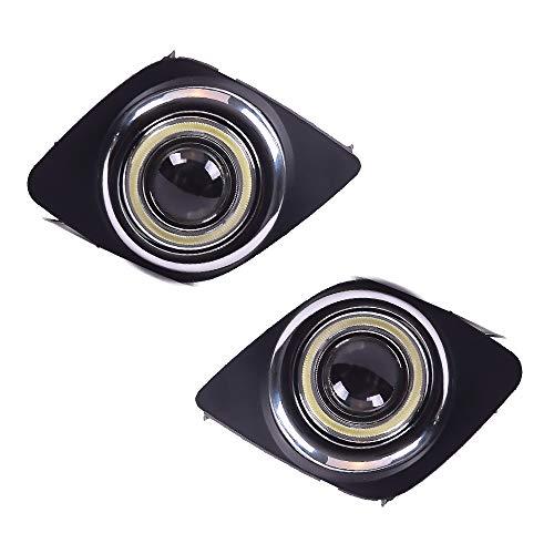 Lidauto dagrijverlichting voor auto, 12 V, vervanging voor accessoires voor 2009-2011 Toyota RAV4