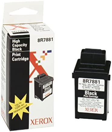 Xerox 8R7881 Black Inkjet Cartridge