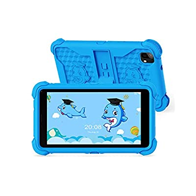 Jettom Kids Tablet, 7 Inch Android Tablets for ...