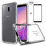 Samsung Galaxy J6 Plus Case Ttimao Flexible Clear TPU