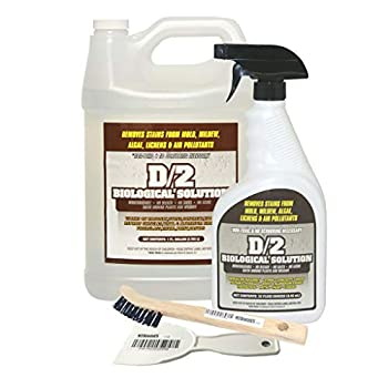 d2 biological cleaning solution