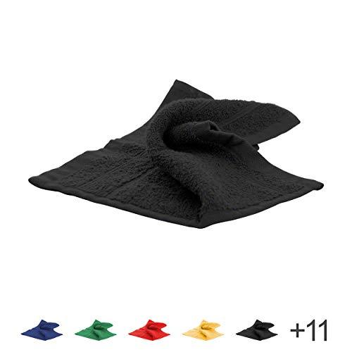 Sport-Tec Handtuch aus Baumwolle, 30x30 cm