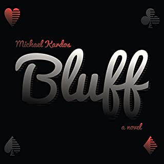 Bluff audiobook cover art