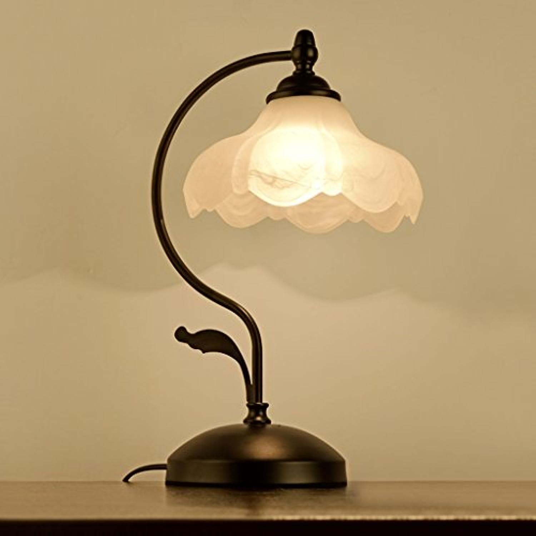 Gute Sache Tischleuchte Retro Tischlampe Schlafzimmer Nachttischlampe Einfache Kreative Studie Dekoriert Antike Lampe
