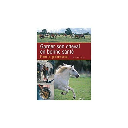 FFS Garder Son Cheval en Bonne santé