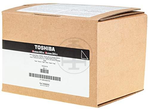 Toshiba original - Toshiba E-Studio 305 CS (T305PKR / 6B000000749) - Toner schwarz - 6.000 Seiten