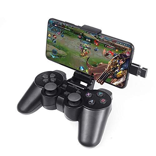 mando pc Rana de datos del teléfono Android Tablero de juego inalámbrico Android/ PC / PS3 /TV box joystick2.4Gcontrolador de juego de teléfono inteligente