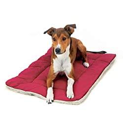 image of Pet Dreams Classic Sleep-eez Reversible Dog Crate Pad
